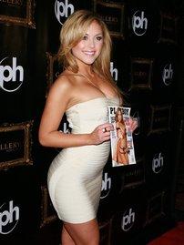 Brittney Palmer Hot Celebrity