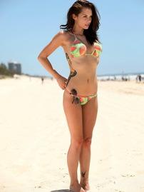 Jessica Jane Clement In Bikini