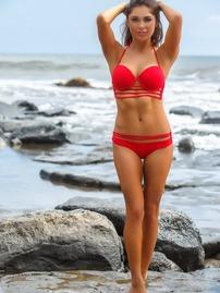 Arianny Celeste On The Beach