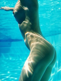 Sophia In The Water