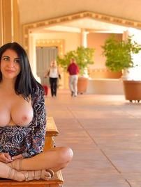 Saraya Public Nudity