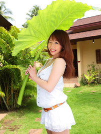 Ai Sayama Shows Her Amazing Tits