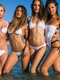 Hot Bryana Holly Poses In Sexy Bikinis