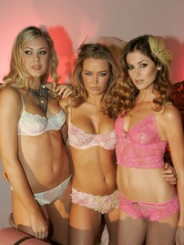 Lara Bingle And Friends In Very Hot Lingerie Photoshoot