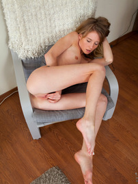 Angelika Fingering Herself