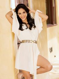 Jasmine Caro Sexy Latina Gets Nude
