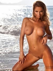 Dana Harem Exposing Her Sexy Curves