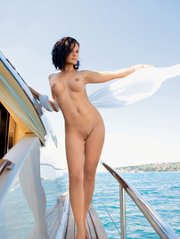 Ana Dravinec Is A Stunning Brunette
