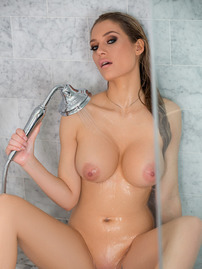 Horny Blonde Anna Opsal