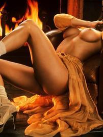 Karen McDougal Nude