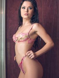Milena Intimate Shower Nude