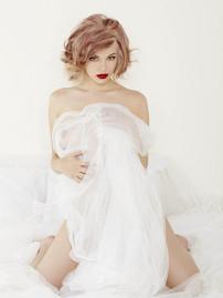 Bree Daniels White Fantasy