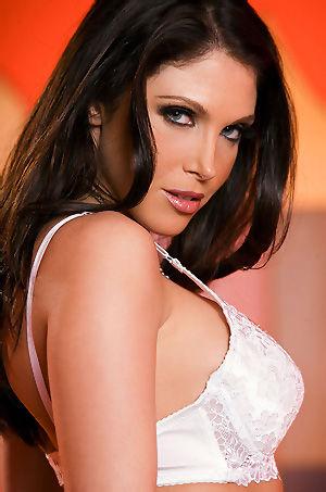 Jessica Difeo Sexy Babe In White