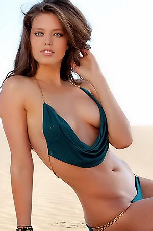 Emily Didonato Hot Bikini Photoshot