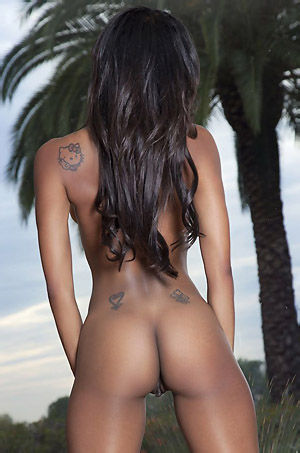 Ashley Sasha Exotic Nude Babe