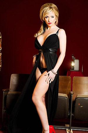 Angela Sommers Red Heels