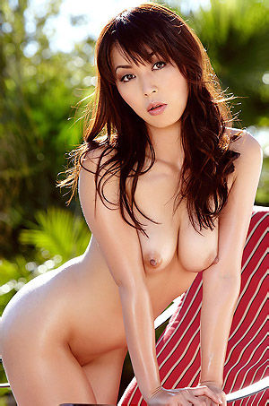 Marica Hase Hot Asian Girl By The Pool