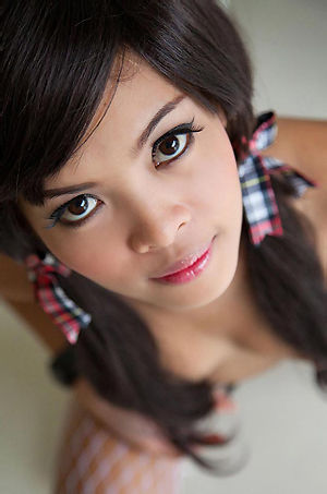 Thai Teen Girl