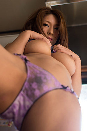 Nami Hoshino In The Kitchen