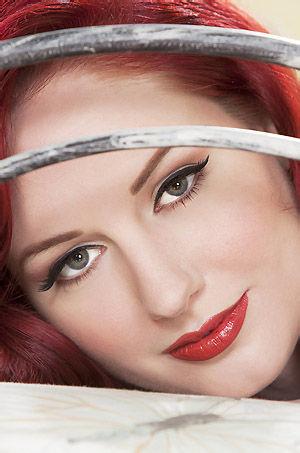 Angela Ryan Redhead Playboy Beauty