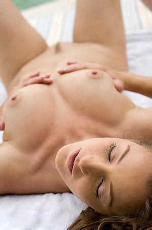 Judith Fox Gorgeous Naked Girl
