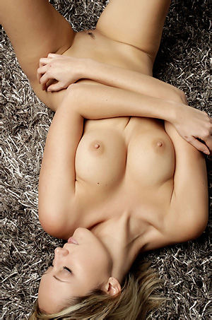 Linda Naked Girl On The Floor