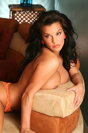 Nancy Erminia Busty Latina