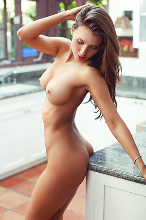 Casey Connely Naked Playboy Babe