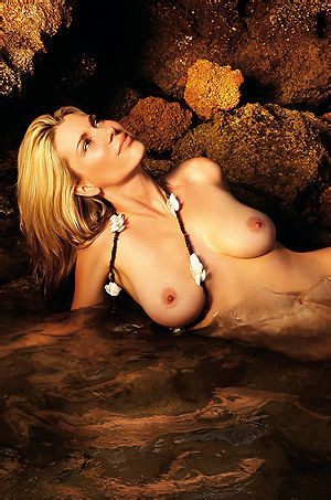 Playboy Babe Ana Litric