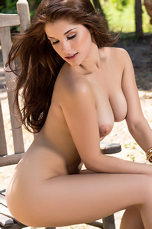 Playboy Girl Kristine Simmons