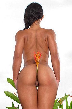 Delicious Ria Rodriguez