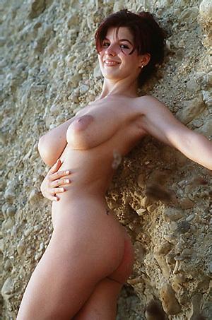 Suzy At Rocks