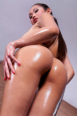 Danika Oiled Ass