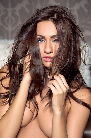 Playboy Beauty Michaela Isizzu