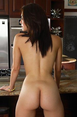 Adrienne Anderson In The Kitchen