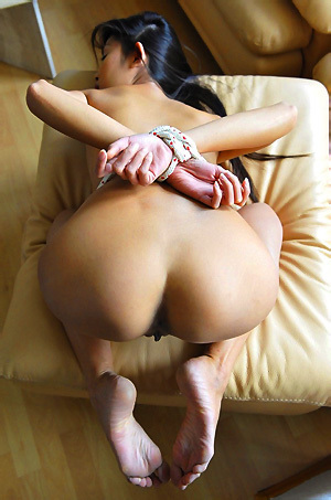 Sexy Danika Tied Up