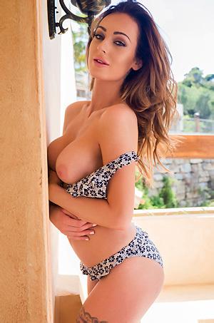 Daisy Muller Sexy Bikini
