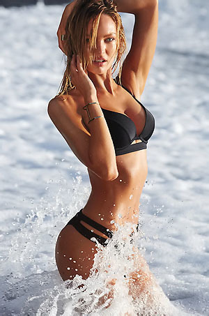 Bikini Model Candice Swanepoel
