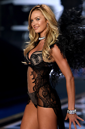 Candice Swanepoel Fashion Show