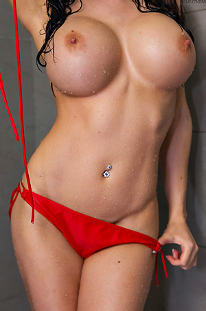 Katie Banks Wild Wet Hair