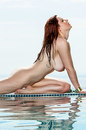 Elizabeth Marxs Playboy Beauty