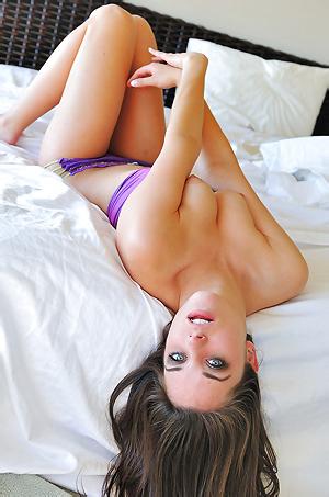 Mila In Cute Panties