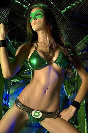 Vamptress In Lantern