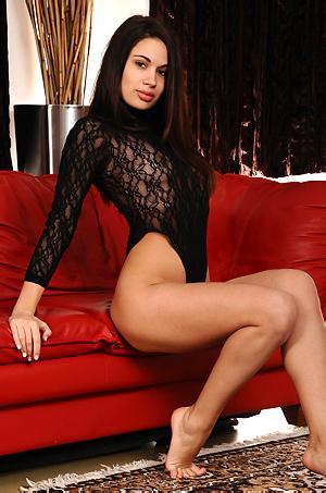 Sexy Latina Girl Manuela