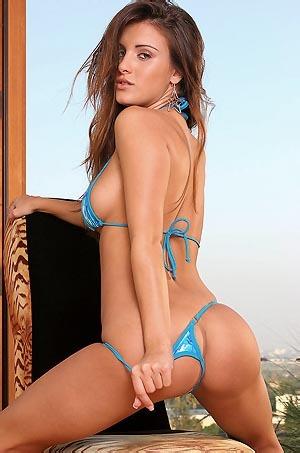 Andie Valentino Skimpy Bikini