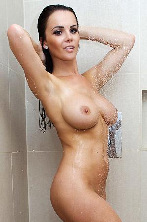 Emma Glover Shower Cam