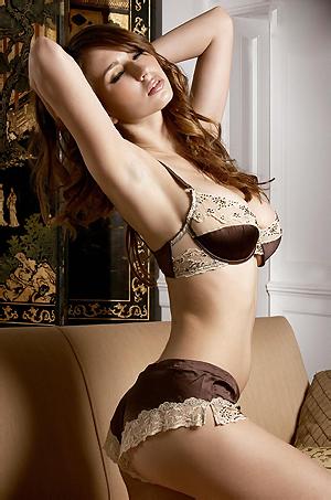 Shay Laren Sexy Lingerie