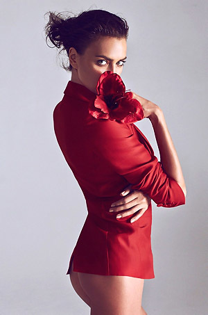 Red Rose Of Irina
