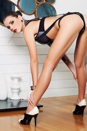 Aleksa Slusarchi Playboy Girl