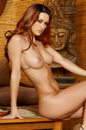 Karlie Montana Strips Out Of Bikini